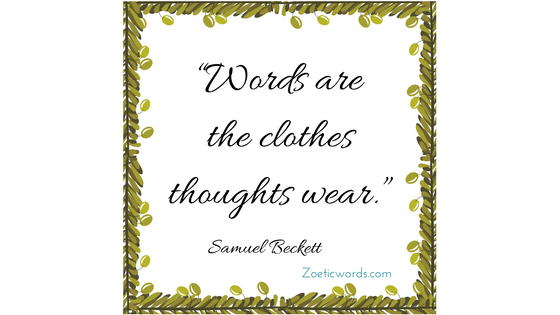 Clothes of thoughts