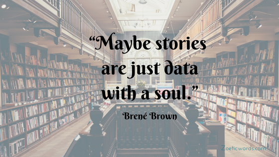 Data with a soul