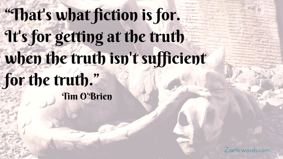 That's what fiction is for...