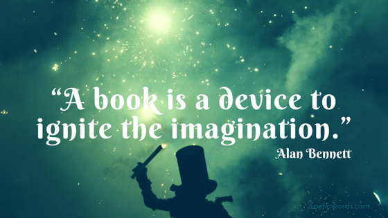 Ignite the imagination