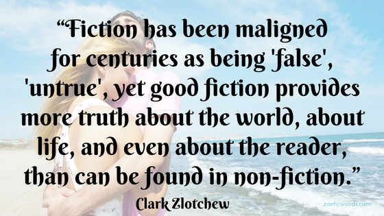 Fiction and truth